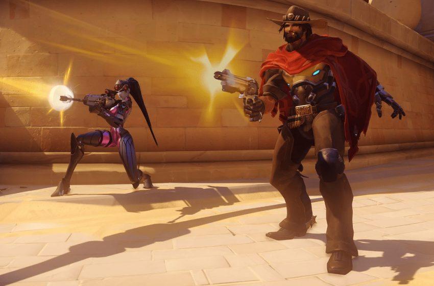 Overwatch: HitScan Heroes